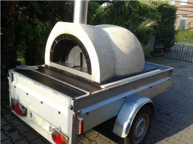 Een échte professionele oven!
